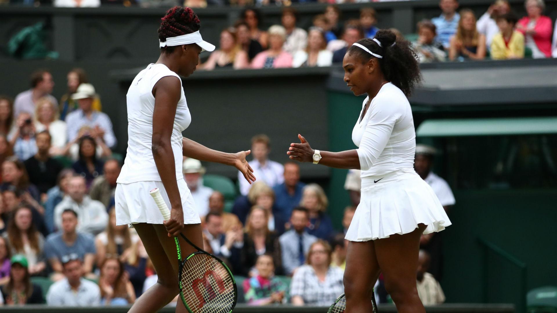 Serena & Venus Williams, Getty Images