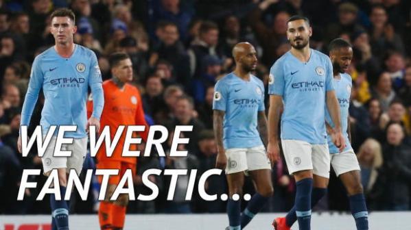 Chelsea end Manchester City's unbeaten start - Sarri and ...