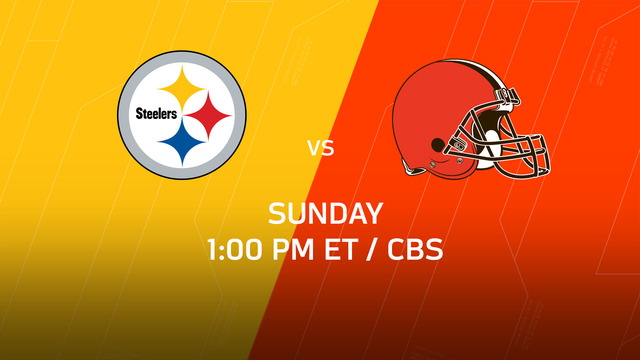 Image result for Steelers vs. Browns