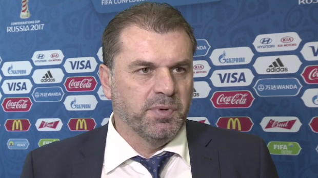 Socceroos cop tough Confed Cup draw
