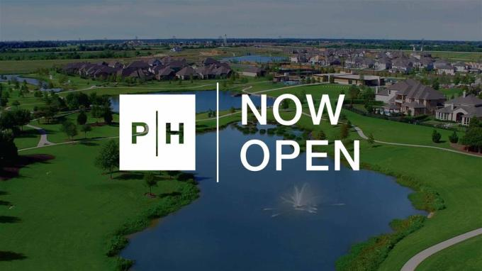 New Home Communities Anthem Now Open Perry Homes