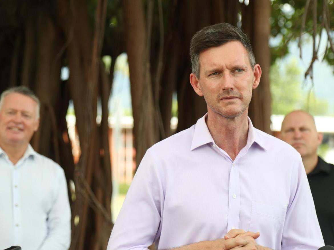 Transport minister Mark Bailey says the government understands the need to address Queensland's youth bail system.