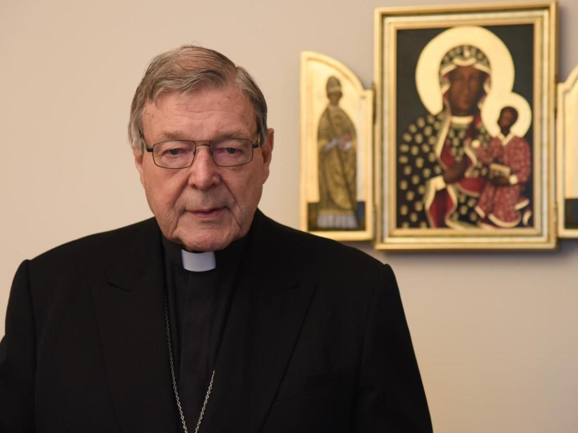 Prosecutors say the media breach in the George Pell case was serious. Photo: Victor Sokolowicz