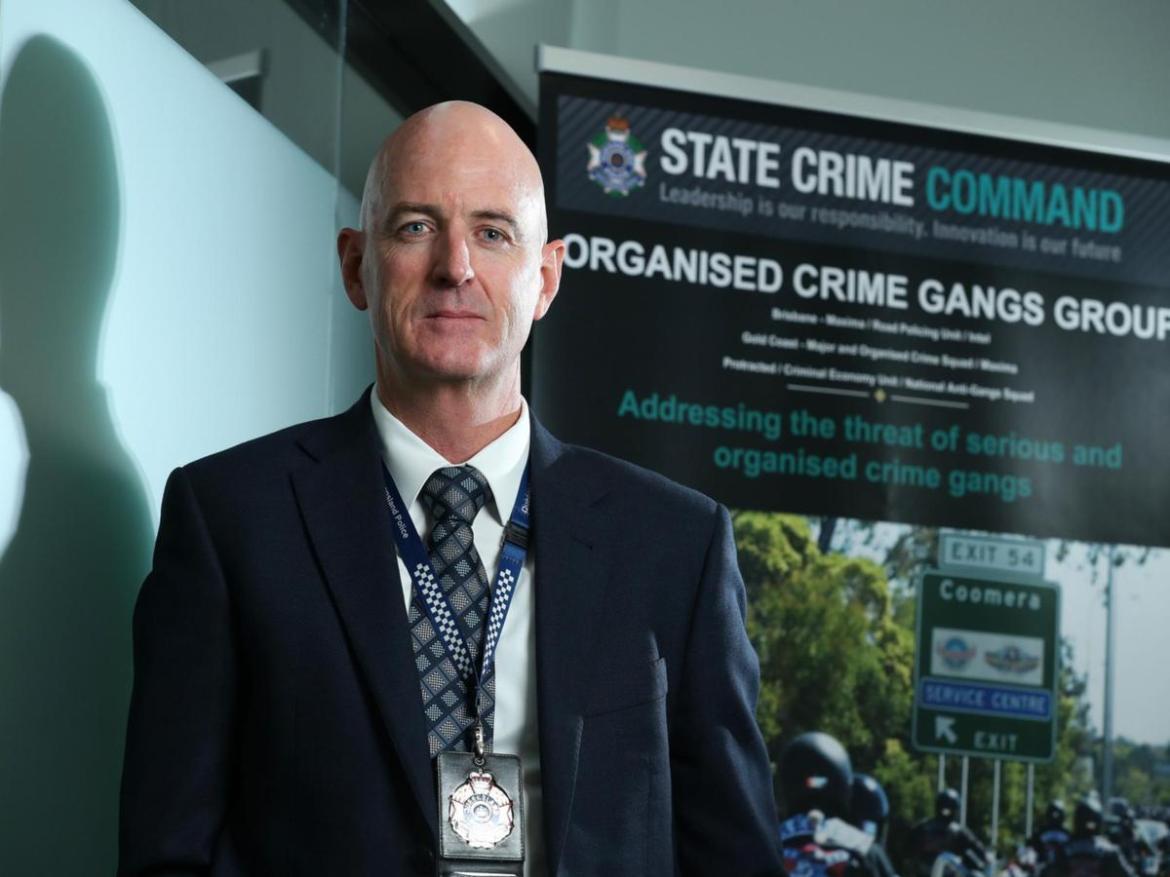 Organised Crime Gangs Group Superintendent Roger Lowe says there are 260 gang members who want out and have asked for assistance.