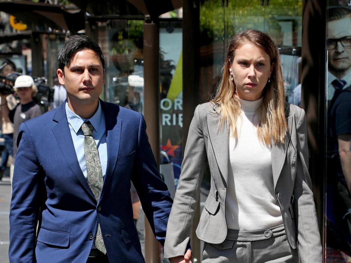 The couple pleaded not guilty to murder at trial. NSW.