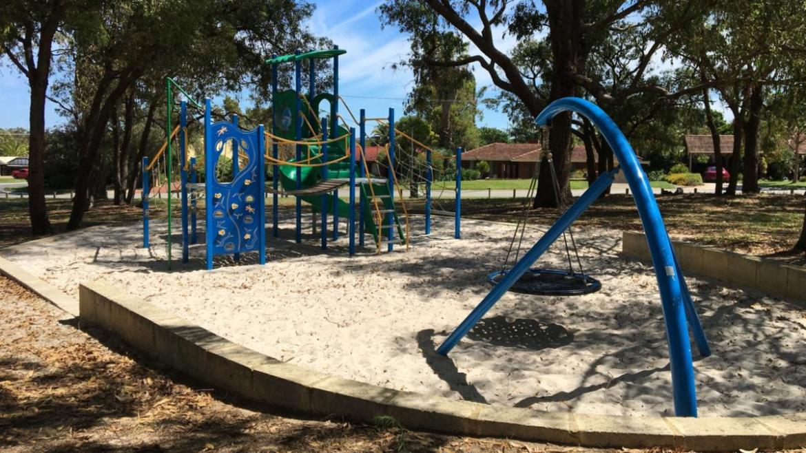 The City plans to spend $236,000 upgrading Wonambi Park in Wanneroo, including more playground equipment.