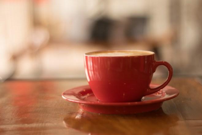 エスプレッソ, お茶, カップ