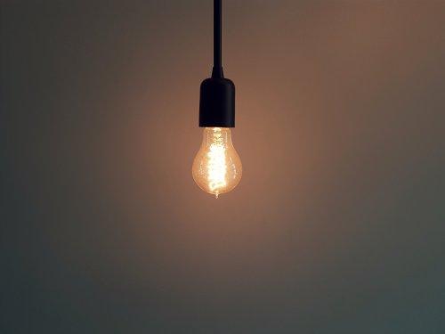 Hanglamp Ingeschakeld