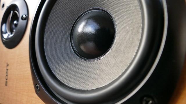 低音, 低音喇叭, 揚聲器示意圖