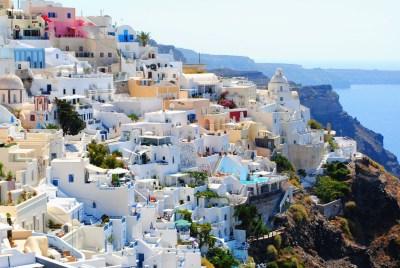 Santorinni Greece during Daytime