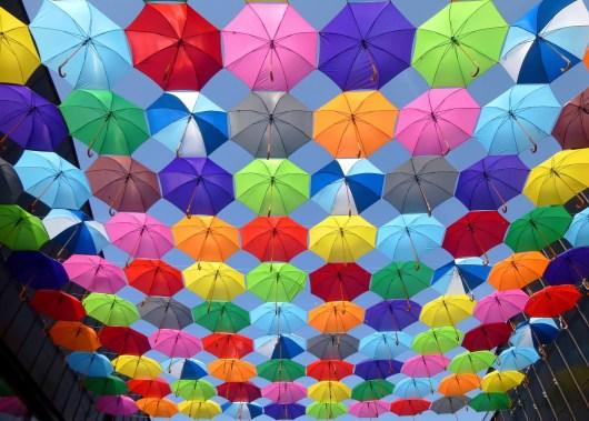 arco-íris, arte, brilhante