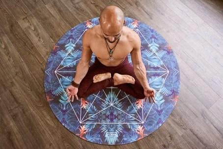Man Meditating, Dhyan, Zen, Yog, Pose, Meditation, Pranayama