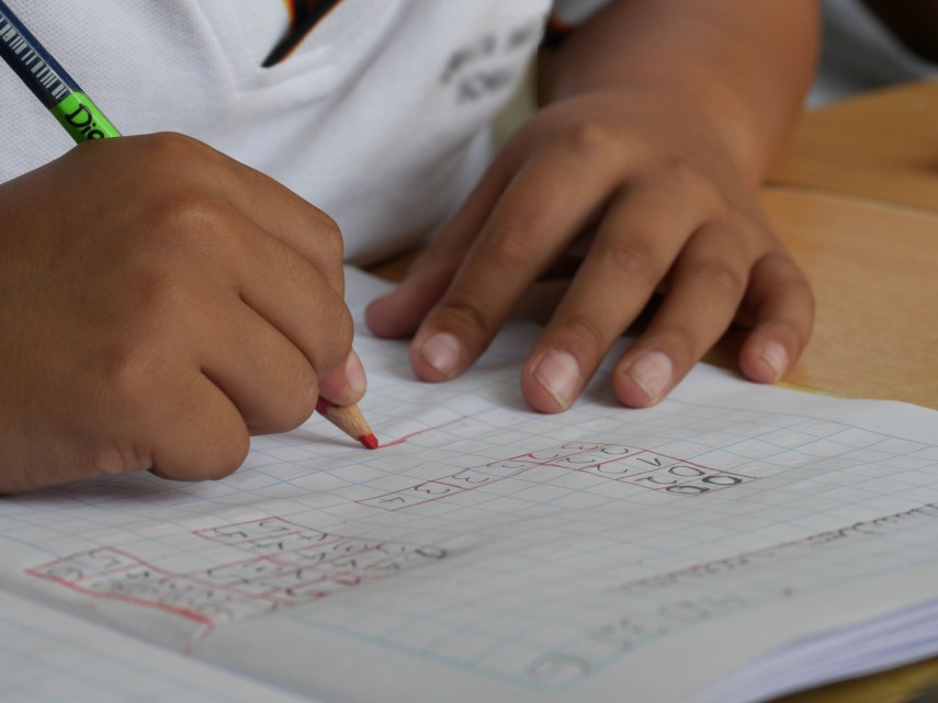 composition creativity desk education