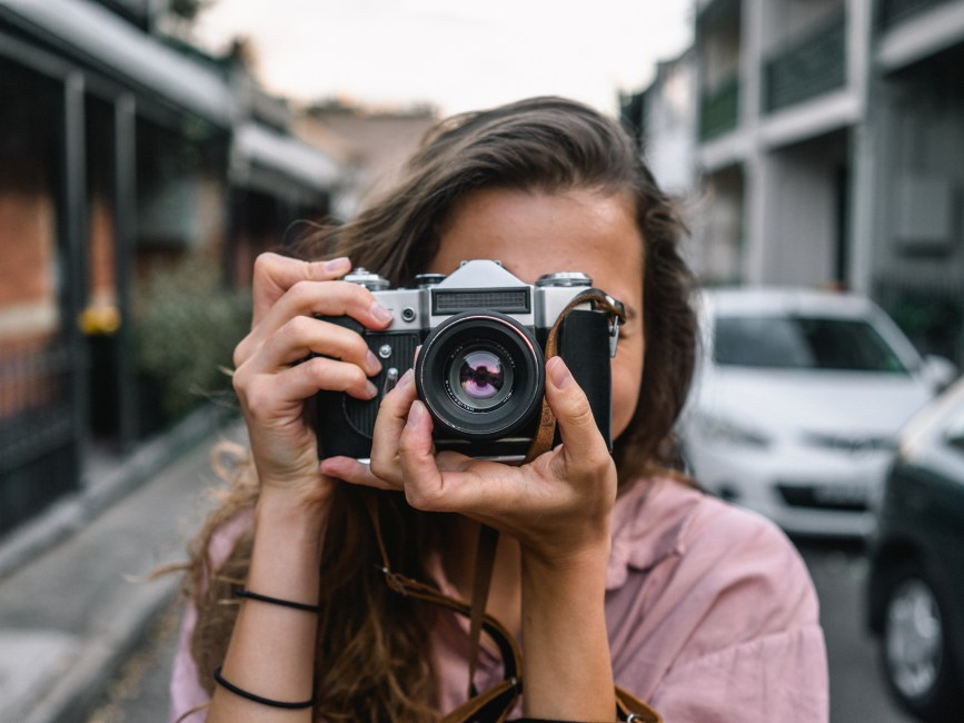 make money online by taking photos