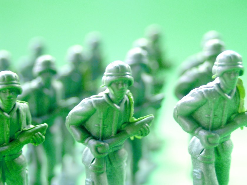 Mengenal Pangkat dan Jabatan dalam TNI