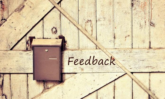 feedback image