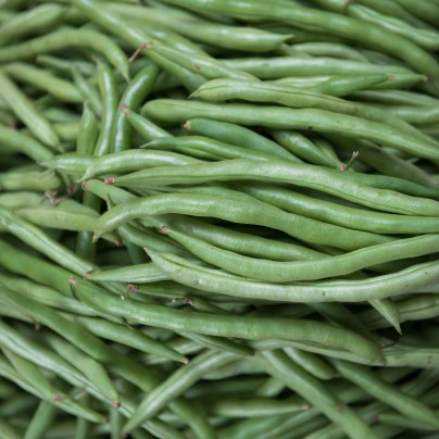 Close-up Photo of Raw Green Beans