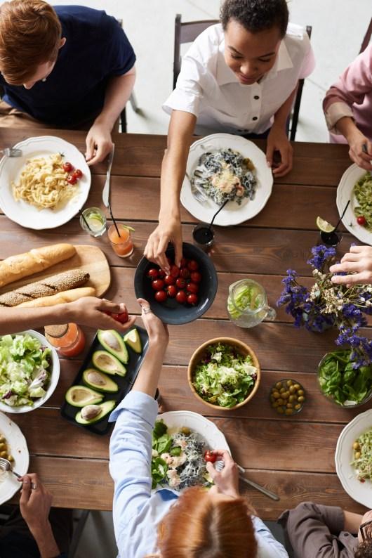 Foto profissional grátis de abacate, Ação de Graças, alimento, almoço