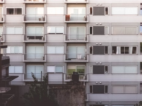 Free Stock Photo Of Appartments Balconies Building