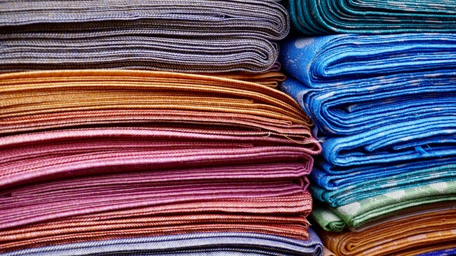 abstract, cloth, colors