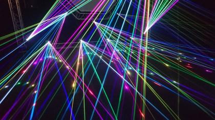 Assorted-color Laser Lights