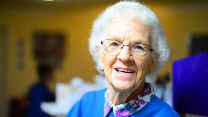 elder care for women