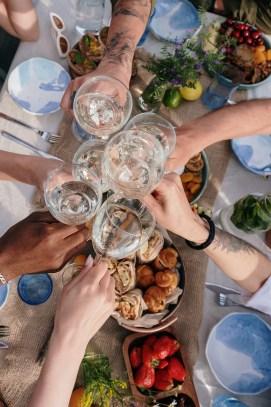 Immagine gratuita di affabile, alcol, amici