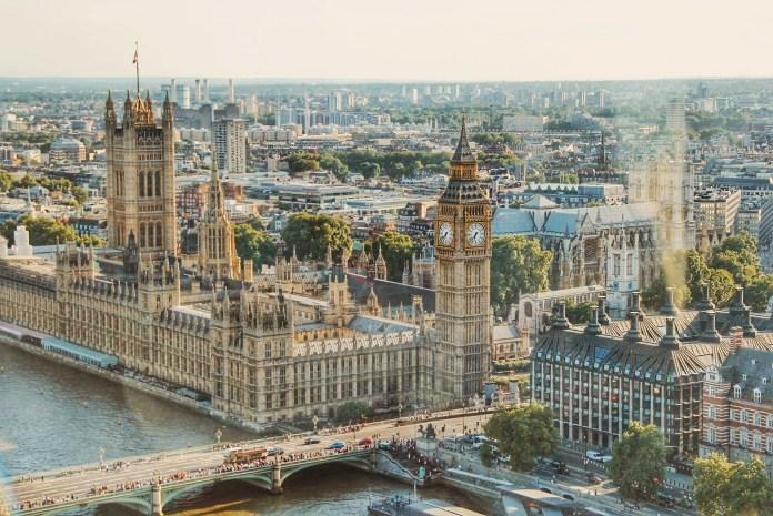 London, Inggris - Beasiswa Westminster