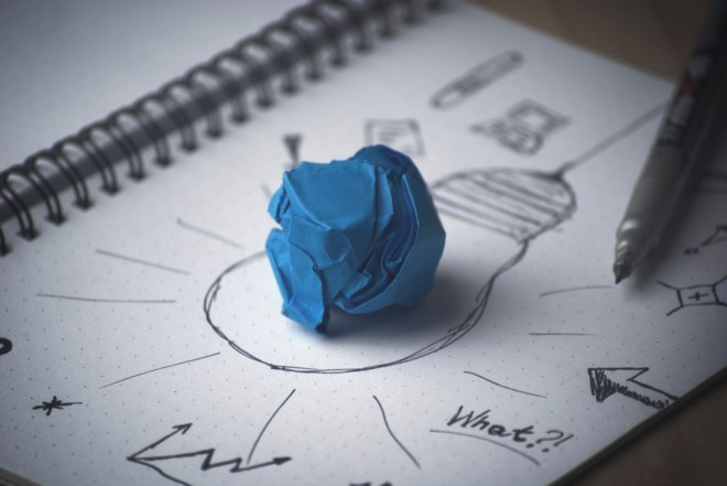 blueprint, brainstorming, bulb
