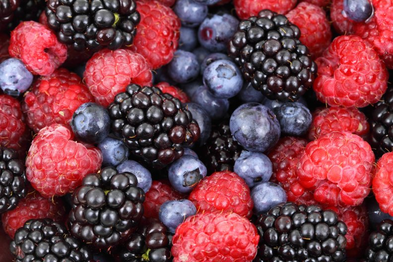 Berries are good Blood and Uterus Food