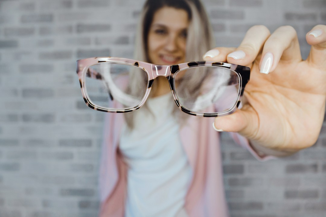 Protect your eyesight all the time!