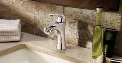 jaida bathroom faucet collection