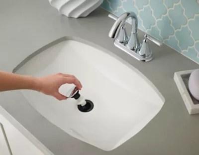 how to fix pfister bathroom sink