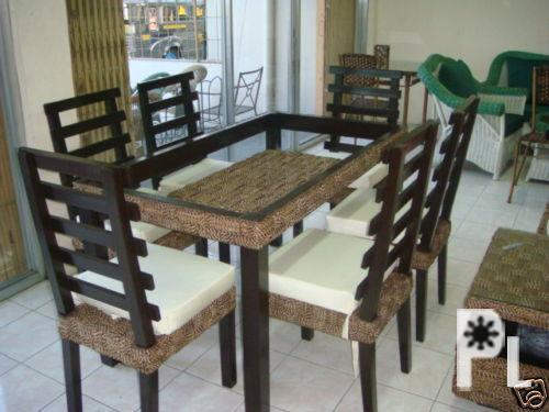Bacolod furnitures and woodcrafts provides a venue to offer various furniture designs at affordable prices. Sala set Set Furniture (Rattan and Abaca) for Sale in ...