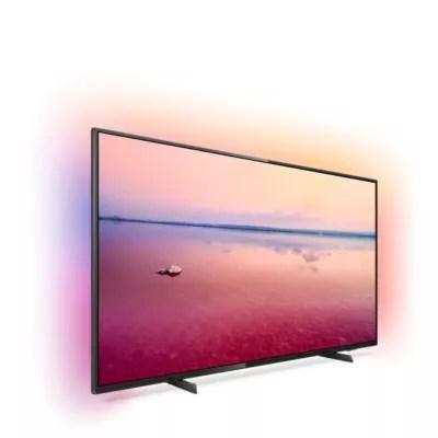 televiseur smart tv 4k uhd led