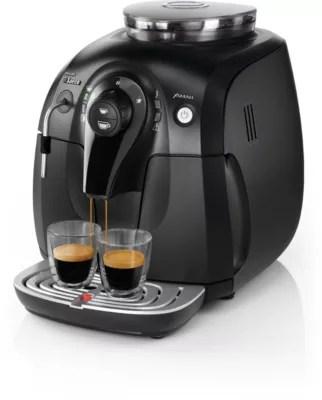 Xsmall 全自動義式咖啡機 HD8743/16 | Saeco