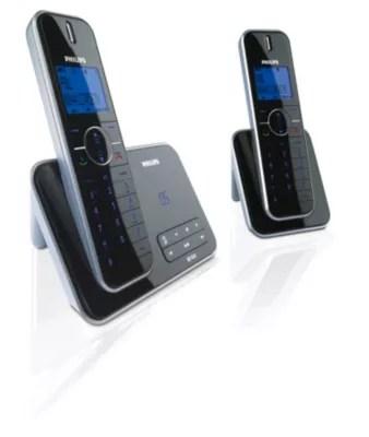design collection schnurloses telefon