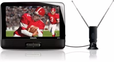 Portable Tv Pvd900 37 Philips