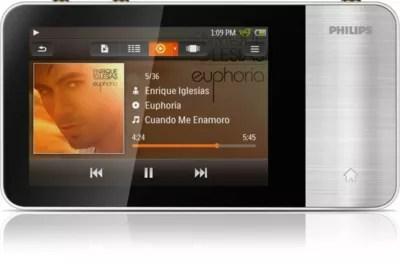 MP4 Player SA3MUS08S37 Philips