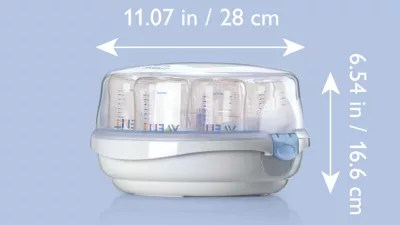 microwave steam sterilizer