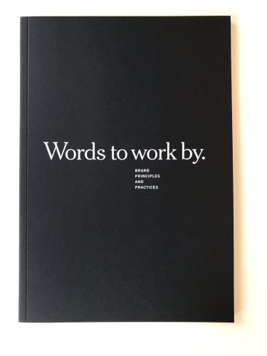 First-ever New York Times brand book? And a new mission statement