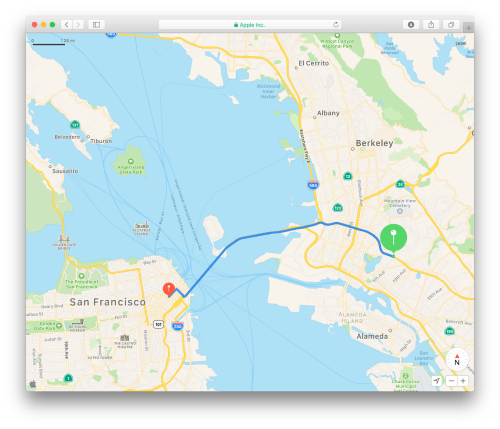 Apple releases MapKit JS just as Google Maps pricing about to change
