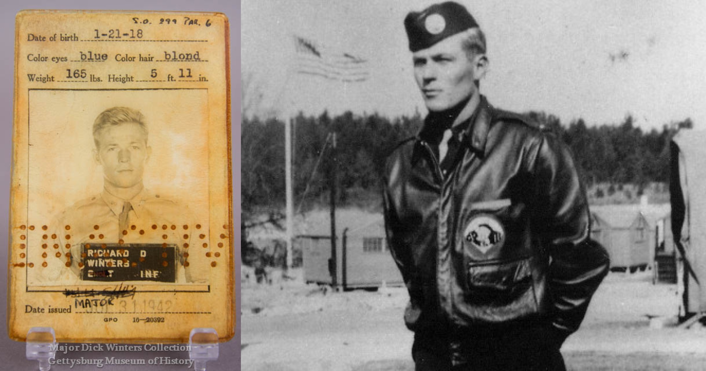 Remembering Major Dick Winters and his ties to Lebanon County