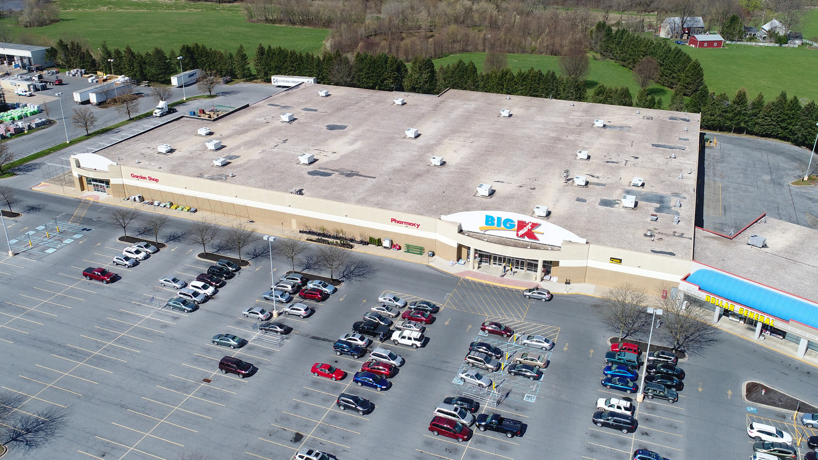 Lebanon Kmart set to close by February, building for sale