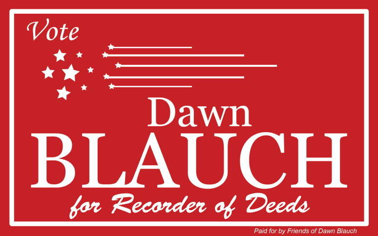 Dawn Blauch for Recorder of Deeds