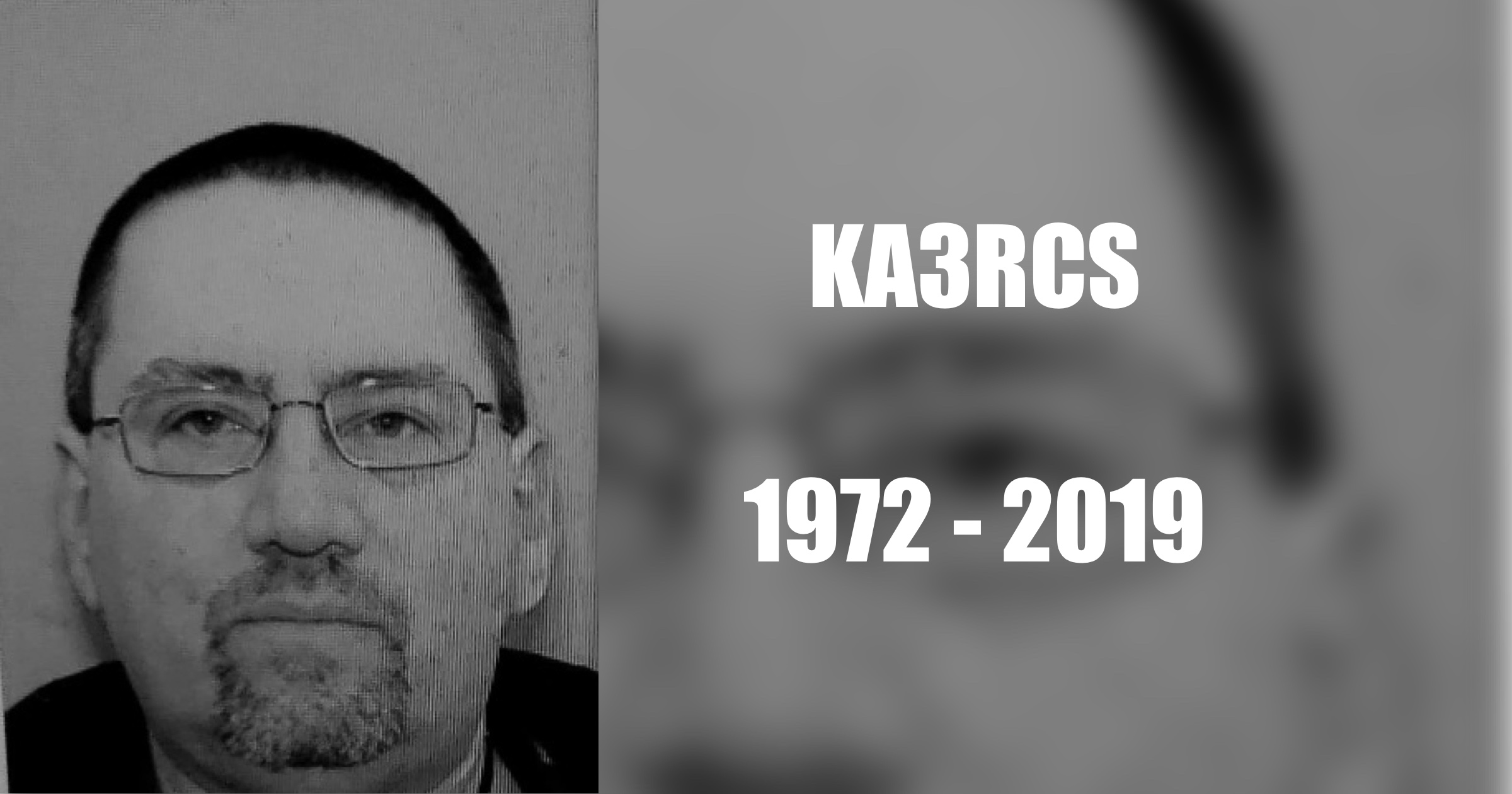 Local HAM radio operator Karl Messerschmidt found deceased at Middle Creek