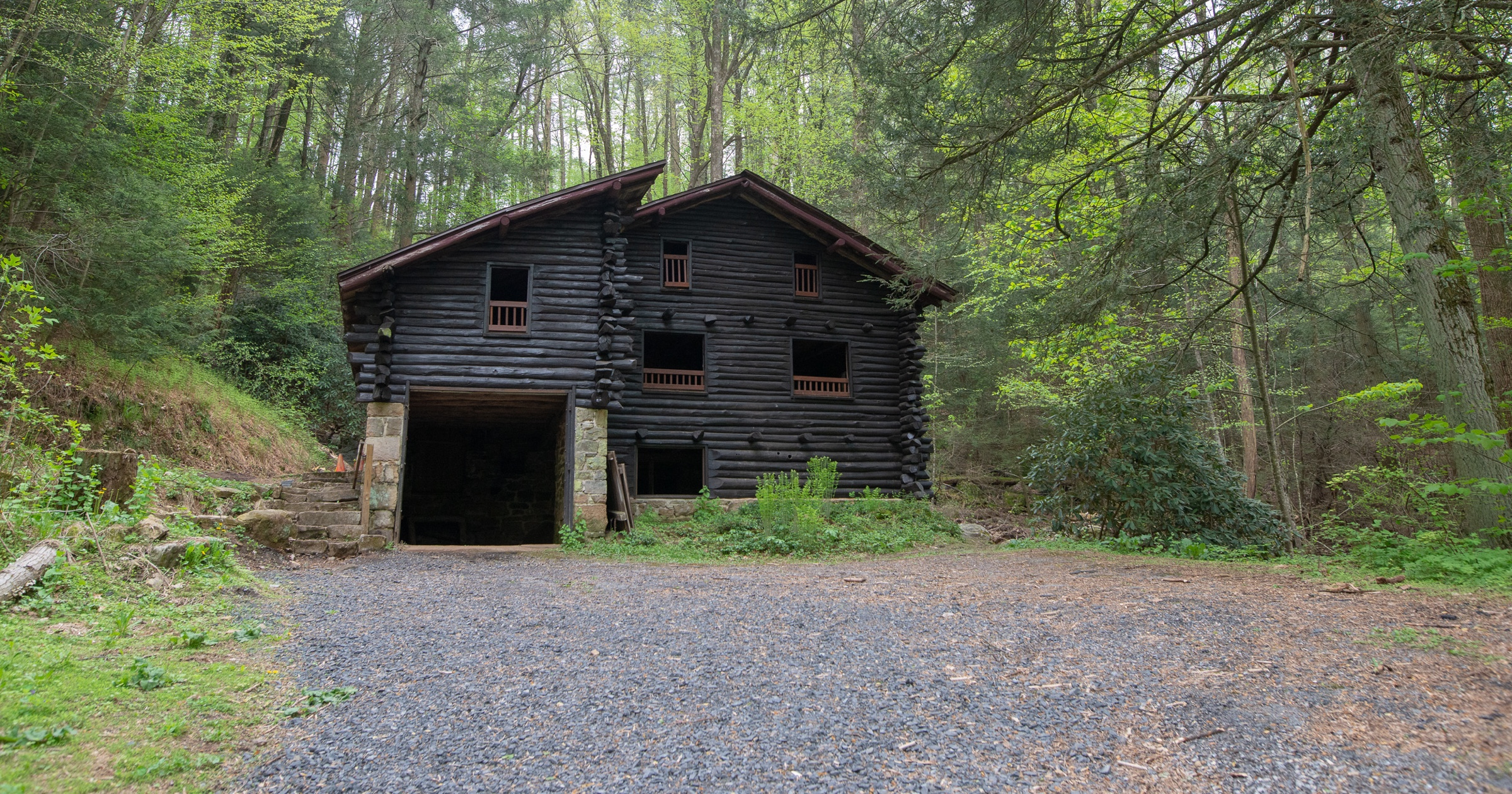 How to visit Bordner's Cabin at Swatara State Park [Photo Story]
