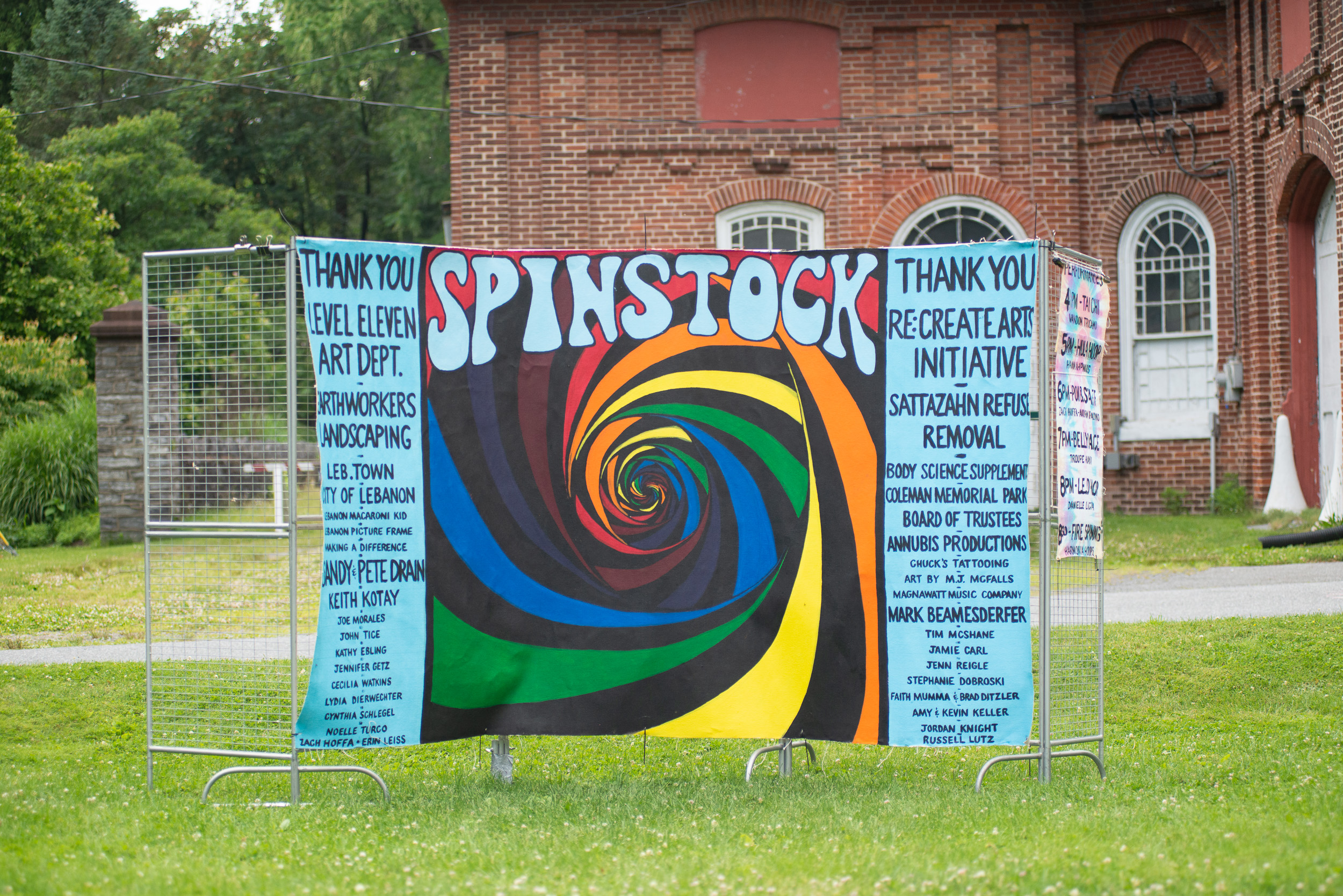 [Photo Story] Spinstock Flow Arts Festival draws crowd to Coleman's Park
