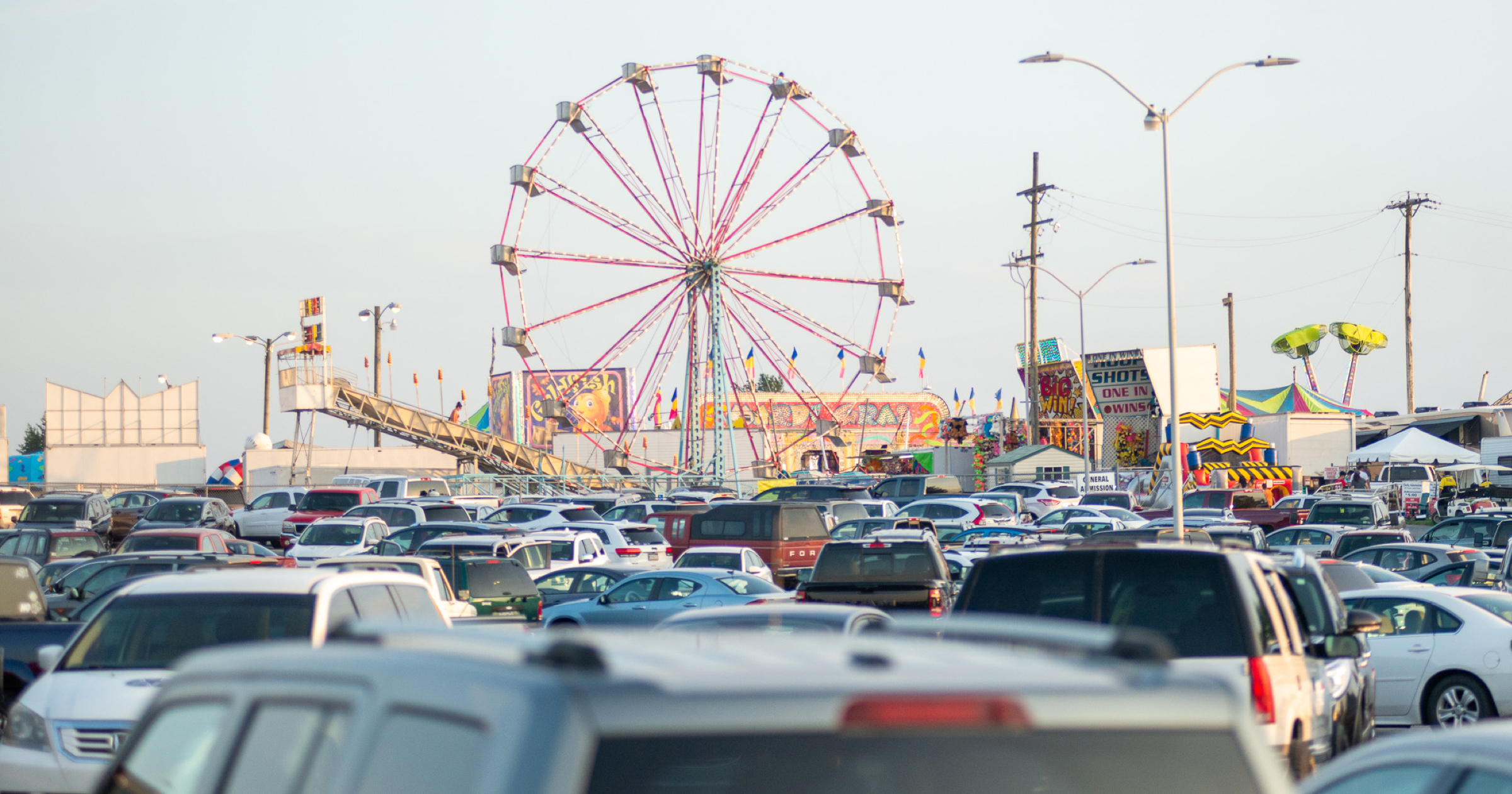 [Photo Story] Sights from the first day of the 63rd annual Lebanon Area Fair