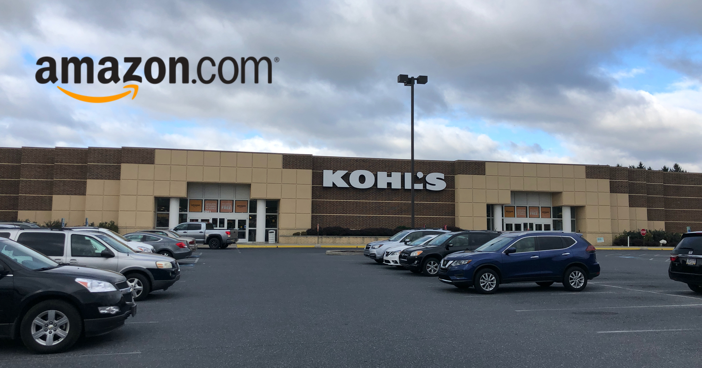 You can now return Amazon purchases at Kohl's, and it's actually very nice